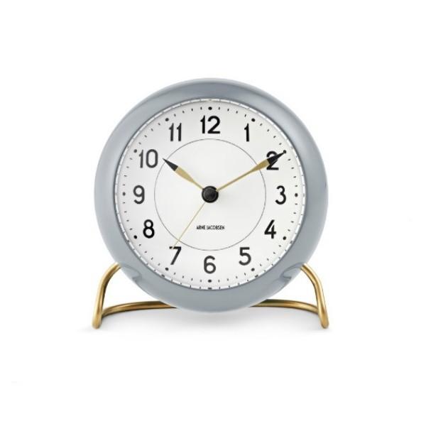 Rosendahl Station Table Clock Grey