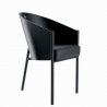 Driade Costes Easy Chair Ebonized Mahogany