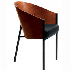 Driade Costes Easy Chair Mahogany