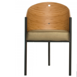 Driade Costes Easy Chair Bamboo
