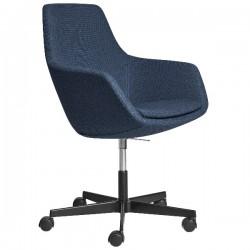 Fritz Hansen Little Giraffe Chair 3221 Swivel Fabric