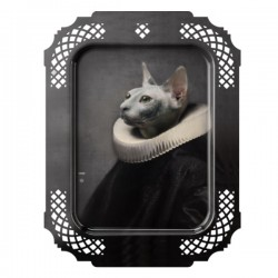 Ibride Le Chat Mural Tray