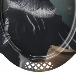 Ibride Le Corbeau Mural Tray