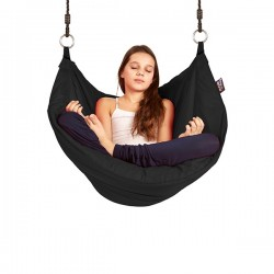 Purple Frog Moonboat Hammock