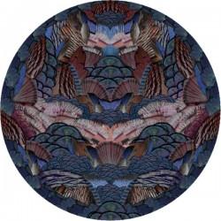 Moooi Calligraphy Bird Carpet