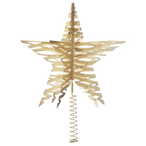 Stelton Tangle Christmas Tree Top Star