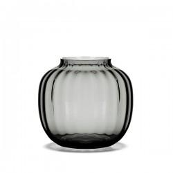 Holmegaard Primula Vase Off White