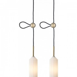Le Klint Pliverre Pendant Set 2 Pieces