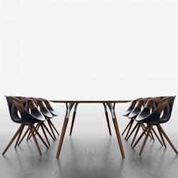 Tonon Up Chair Wooden Legs 917