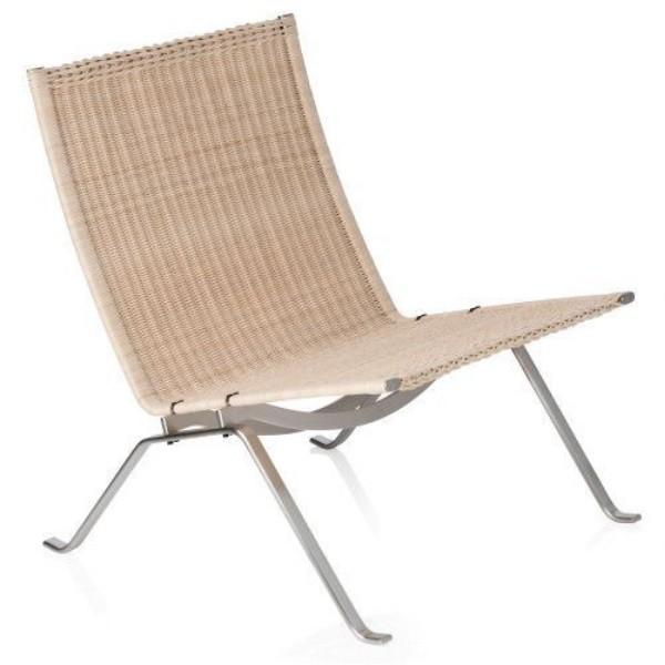 Fritz Hansen PK22 Loungechair | Matser Wageningen