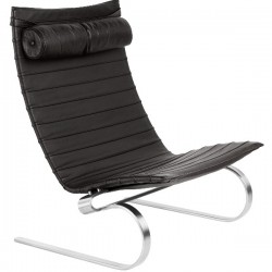 Fritz Hansen PK20 Lounge Chair Leather