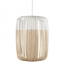 Forestier Bamboo Pendant Light Indoor