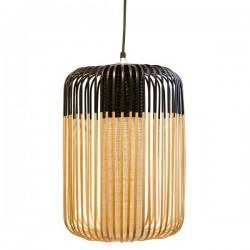 Forestier Bamboo Pendant Light Outdoor