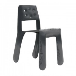 Zieta Chippensteel 0.5 Chair Steel