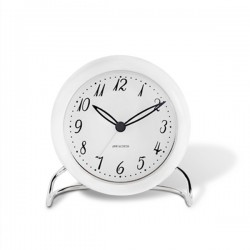 Rosendahl Table Clock LK White