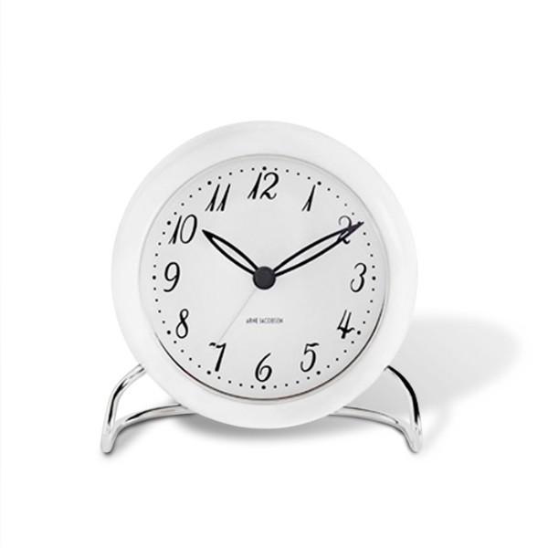 Rosendahl Table Clock LK White