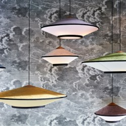 Forestier Cymbal Pendant Lights