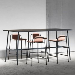 Normann Copenhagen Studio Barstools