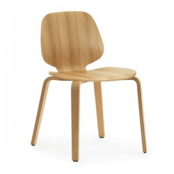 Normann Copenhagen My Chair Wood
