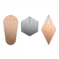 Petite Friture Mask Mirrors