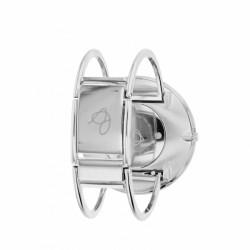 Arne Jacobsen Roman Bangle Watch Black 40mm