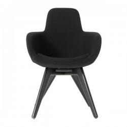 Tom Dixon Scoop High Back Chair