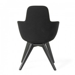 Tom Dixon Scoop High Back Chair