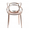 Kartell Masters Chair Copper