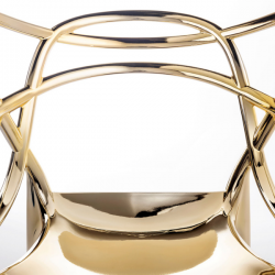 Kartell Masters Chair Gold