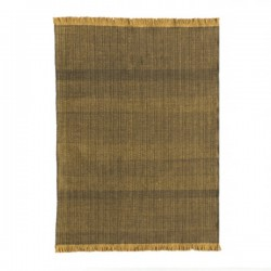 Nanimarquina Tres Mustard Carpet Outdoor