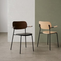 Menu Co Chair Upholstered Seat