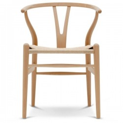 Carl Hansen & Søn CH24 Wishbone Chair Beech Oil