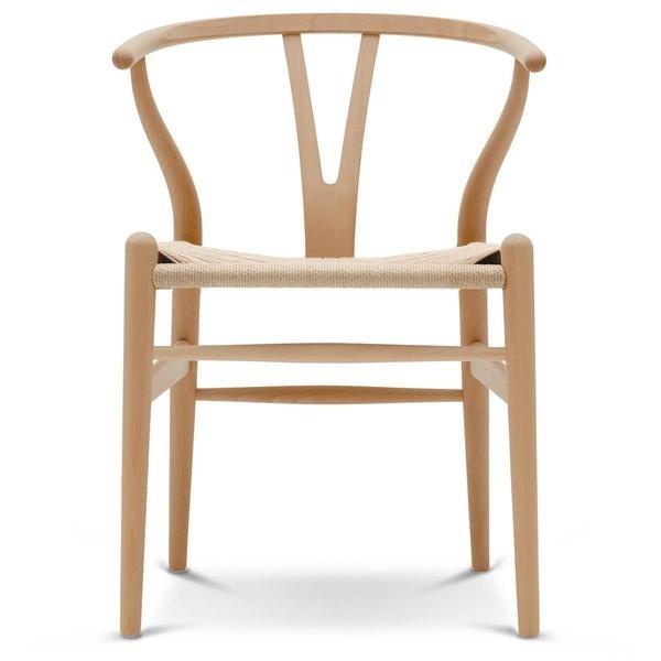 Carl Hansen & Søn CH24 Wishbone Chair Beech Oil