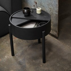 Woud Arc Side Table
