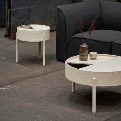 Woud Arc Tables