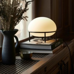 Woud Pump Table Lamp