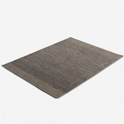Woud Rombo Large Rug Grey