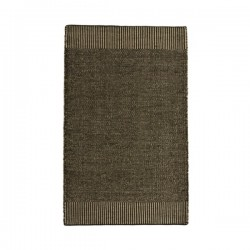 Woud Rombo Small Rug Green