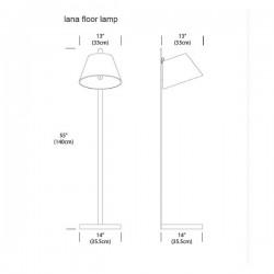 Pablo Lana Floor Lamps