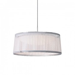 Pablo Solis Drum Pendant Lamp