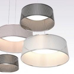 Pablo Solis Drum Pendant Lamp