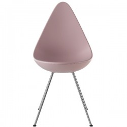 Fritz Hansen Drop Chair, Plastic Shell
