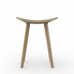 Enea Coma Wooden Stool