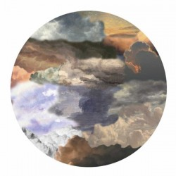 Walking on Clouds   Front has studied representations of clouds in paintings and has found hundreds of different tones and shade