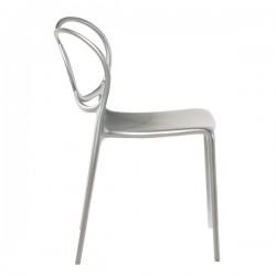 Driade Sissi Chair Titanium