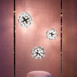 Moooi Chalice Suspension Lamp Metallic Grey
