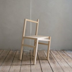 Frama 9,5° Chair Natural