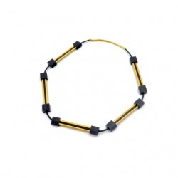 Materia Design Deco Short Necklace