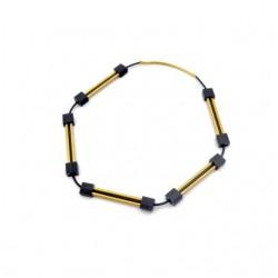 Materia Design Deco Short Necklace