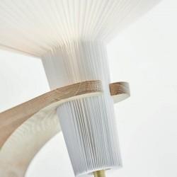 Le Klint Mushroom Wall Lamp Model 2014